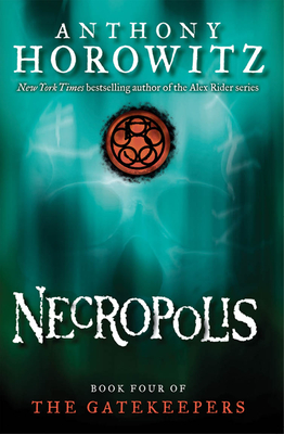 The Gatekeepers #4: Necropolis Cover Image