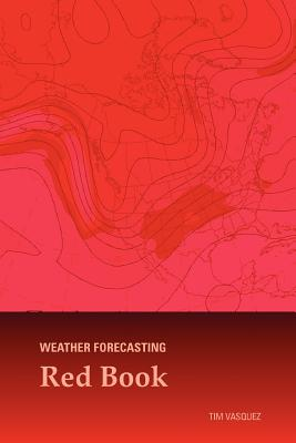 Weather Forecasting Red Book Cover Image