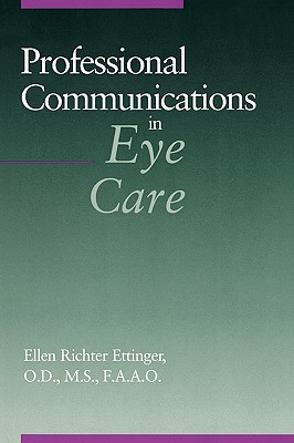 Professional Communications in Eye Care Cover Image