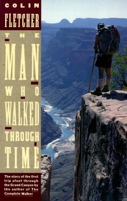 The Man Who Walked Through Time Cover