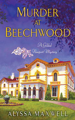 Murder at Beechwood (Gilded Newport Mystery) Cover Image