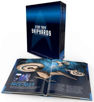 Star Trek Shipyards: Starfleet and the Federation Box Set Cover Image