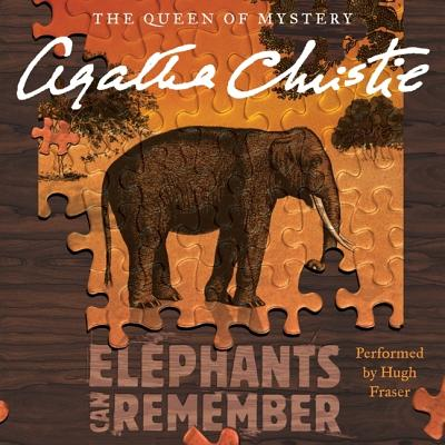 Elephants Can Remember Lib/E: A Hercule Poirot Mystery (Hercule Poirot Mysteries (Audio) #1972) Cover Image