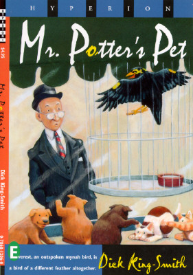 Mr. Potter's Pet Cover Image