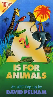 A is for Animals Cover