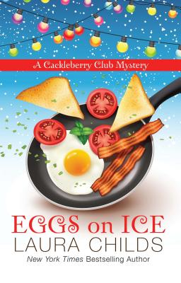 Eggs on Ice (Cackleberry Club Mystery) Cover Image