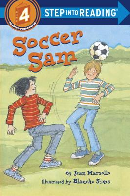 Soccer Sam (Step into Reading) Cover Image