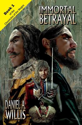 Immortal Betrayal Cover
