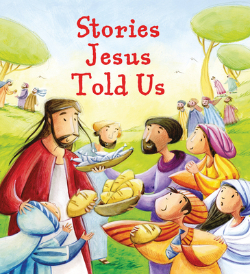 Stories Jesus Told Us Cover Image