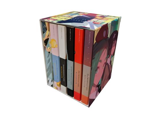 MONOGATARI Series Box Set, Season 2 Cover Image