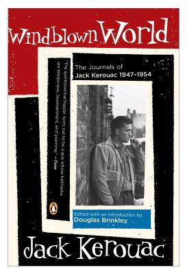 Windblown World: The Journals of Jack Kerouac 1947-1954 Cover Image