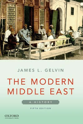 The Modern Middle East: A History Cover Image