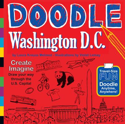 Doodle Washington D.C. Cover Image