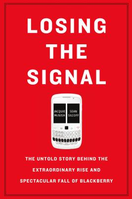 Cover for Losing the Signal