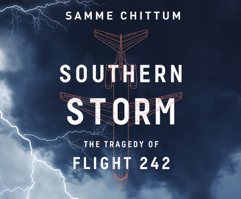 Southern Storm: The Tragedy of Flight 242 (Air Disasters #2) Cover Image