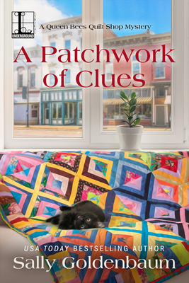 A Patchwork of Clues Cover Image