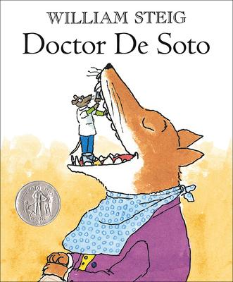 Cover for Doctor de Soto