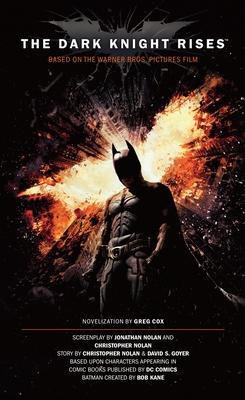 The Dark Knight Rises Cover
