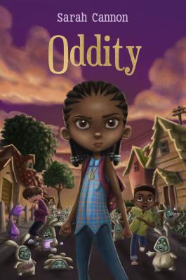 Oddity Cover Image