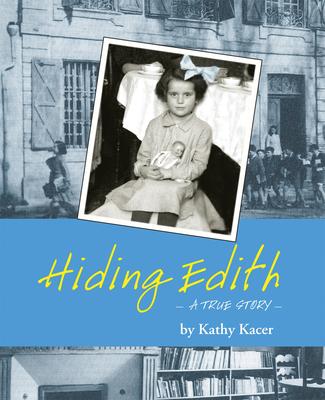 Hiding Edith Cover