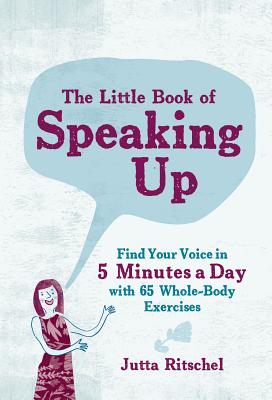 Cover for The Little Book of Speaking Up