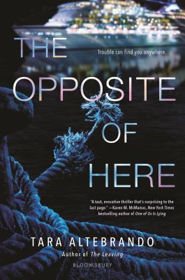 The Opposite of Here Cover Image