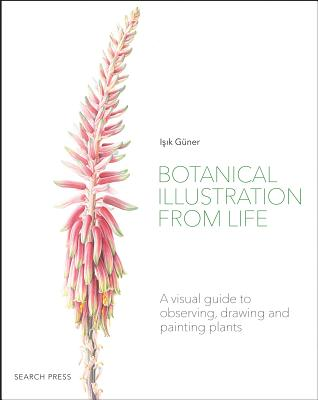 Botanical Illustration from Life: A visual guide to observing, drawing and painting plants Cover Image