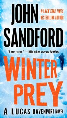 Winter Prey (A Prey Novel #5) Cover Image