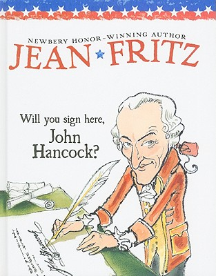 Will You Sign Here, John Hancock? Cover