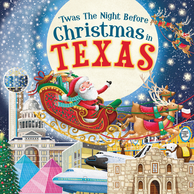 'Twas the Night Before Christmas in Texas Cover Image