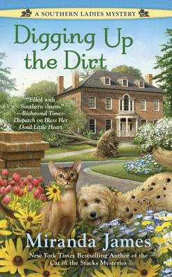 Digging Up the Dirt (A Southern Ladies Mystery #3) Cover Image