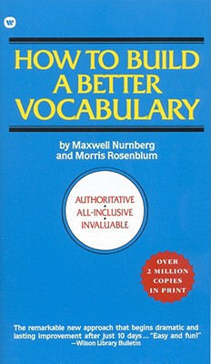 How to Build a Better Vocabulary Cover Image