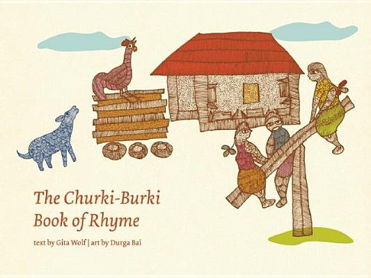 The Churki-Burki Book of Rhyme Cover