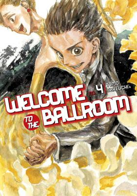Welcome to the Ballroom 4 Cover Image