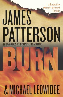 Burn (Michael Bennett) Cover Image