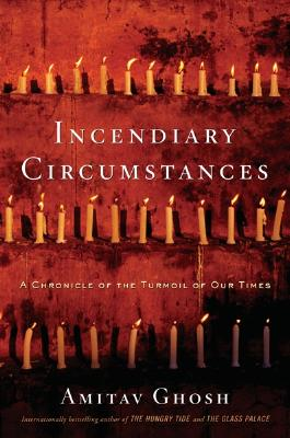 Incendiary Circumstances Cover