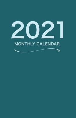 2021 Calendar: Month-At-A-Glance, 5.5