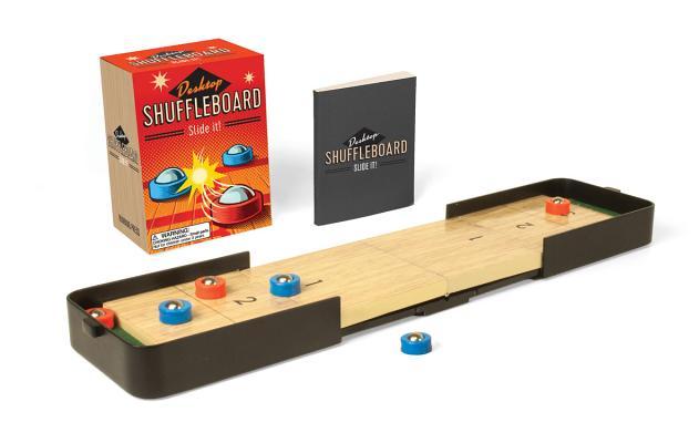 Desktop Shuffleboard: Slide It! (RP Minis) Cover Image