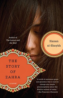The Story of Zahra Cover