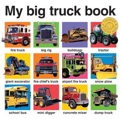 My Big Truck Book (My Big Board Books) Cover Image