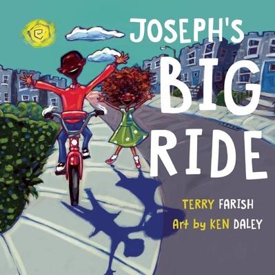 Joseph's Big Ride Cover Image