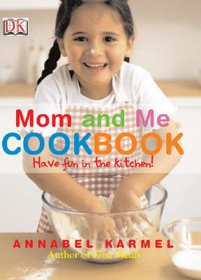Mom and Me Cookbook Cover Image