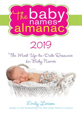 The 2019 Baby Names Almanac Cover Image