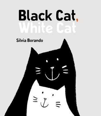 Cover for Black Cat, White Cat