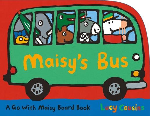 Maisy's Bus Cover Image