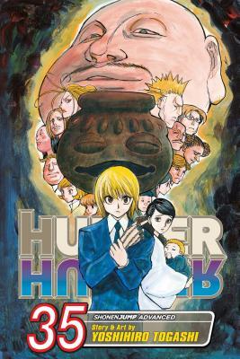 Hunter x Hunter, Vol. 35 Cover Image
