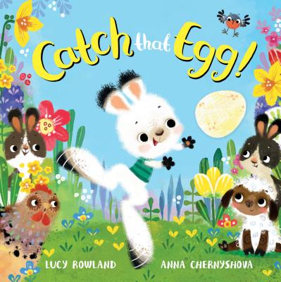 Catch That Egg! Cover Image