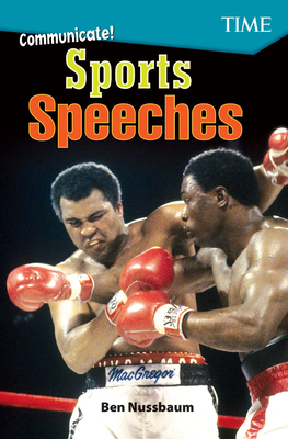 Communicate! Sports Speeches (Exploring Reading) Cover Image