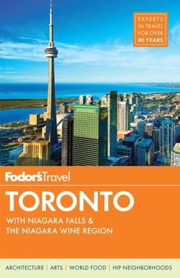 Fodor's Toronto cover image