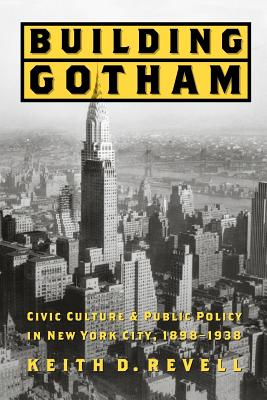 Building Gotham Cover
